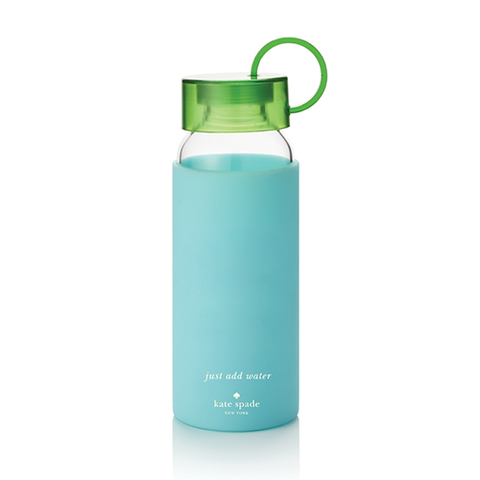 Kate Spade Water Bottle - Turquoise