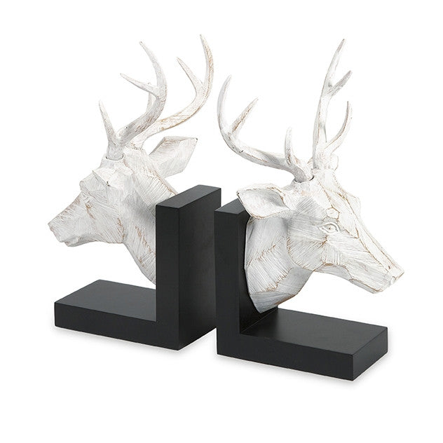 Deer Bookends - Set of 2
