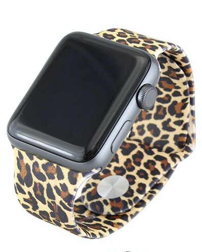 Apple Watch Band - Leopard 38MM
