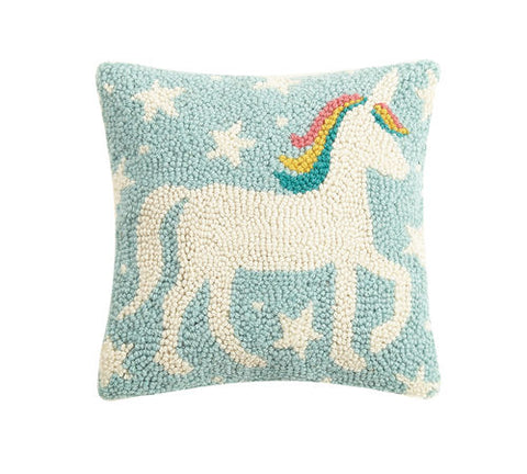 Unicorn Hook Pillow