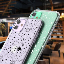 Load image into Gallery viewer, Outer Space IPhone Case