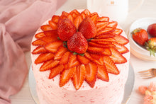 Load image into Gallery viewer, Very Strawberry Cake
