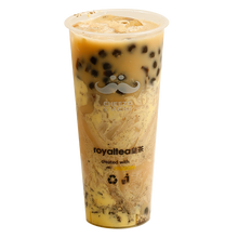 Load image into Gallery viewer, Custard Cake Oreo Milktea with Boba