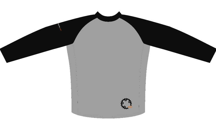 Chainline Workshop Enduro Jersey Back