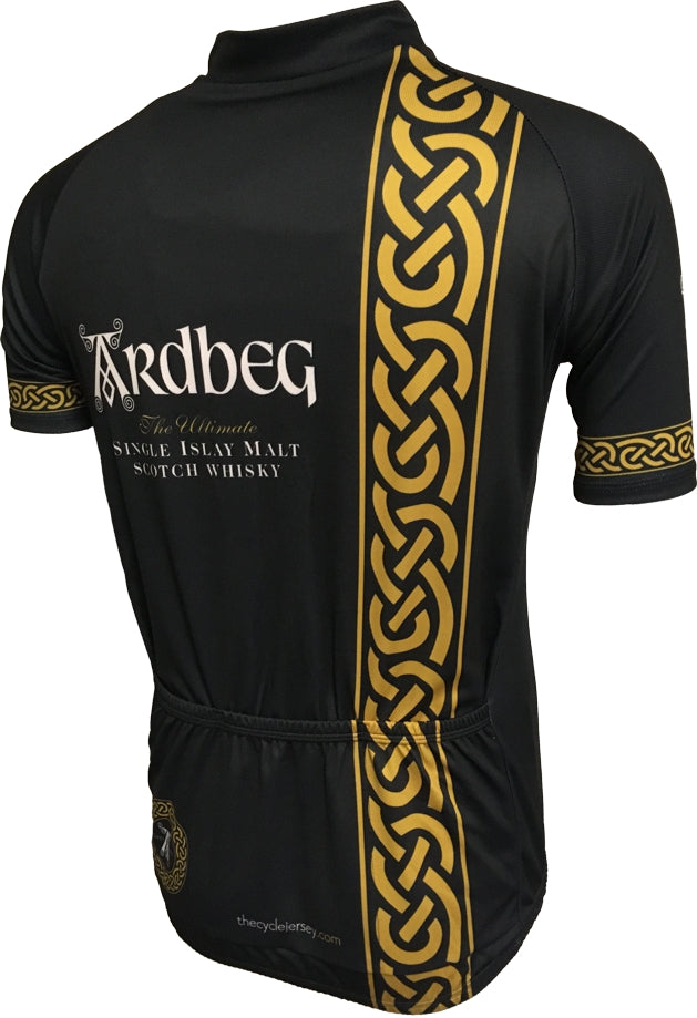 Ardbeg Celtic Cycling Jersey Back