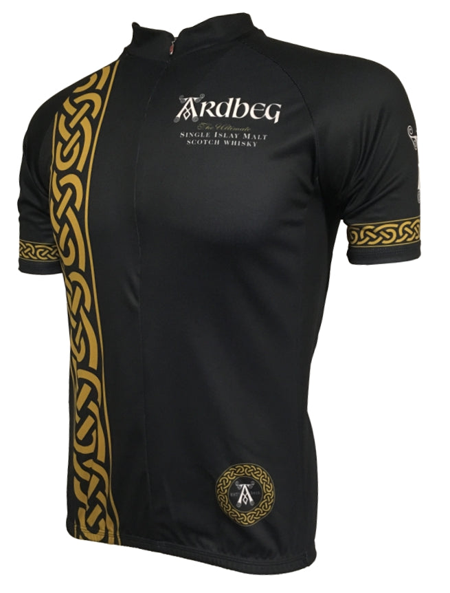 Ardbeg Celtic Cycling Jersey Front