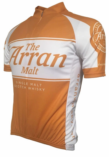 Arran Malt Whisky Copper Road Jersey Front
