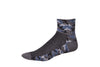 Camo Blue Cycling Socks