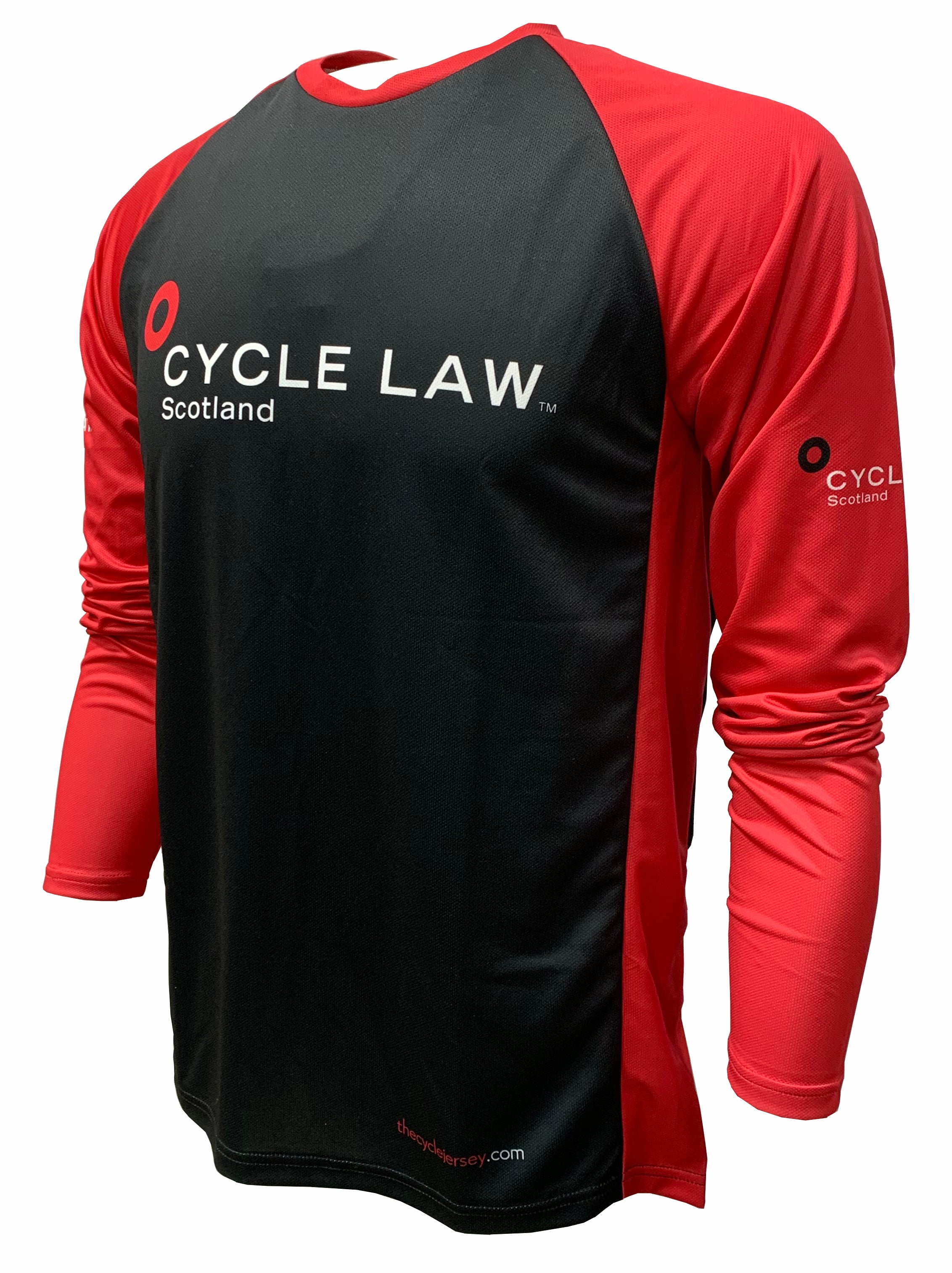Cycle Law Enduro Cycling Jersey Front