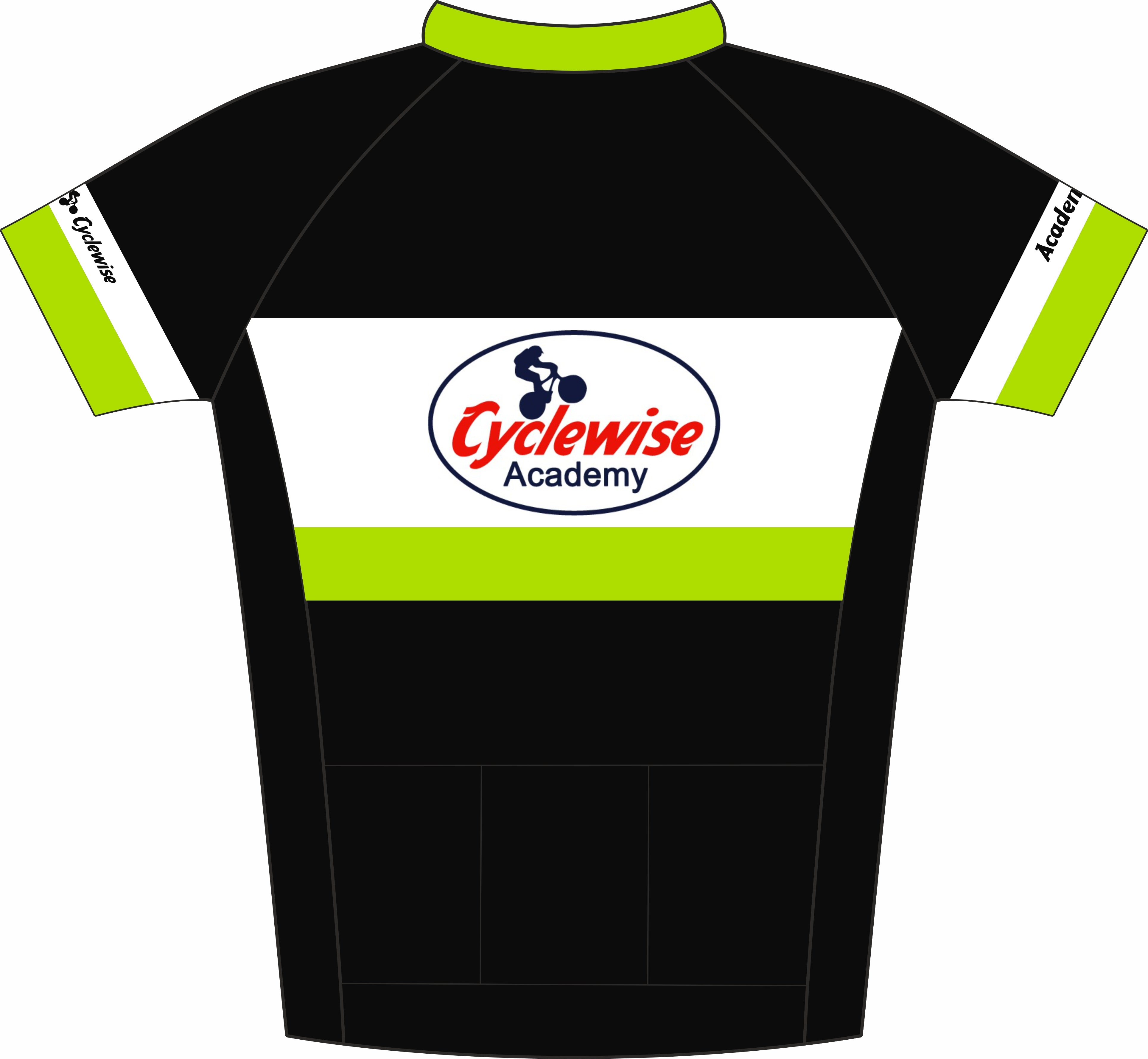 Cyclewise Academy Kids Jersey