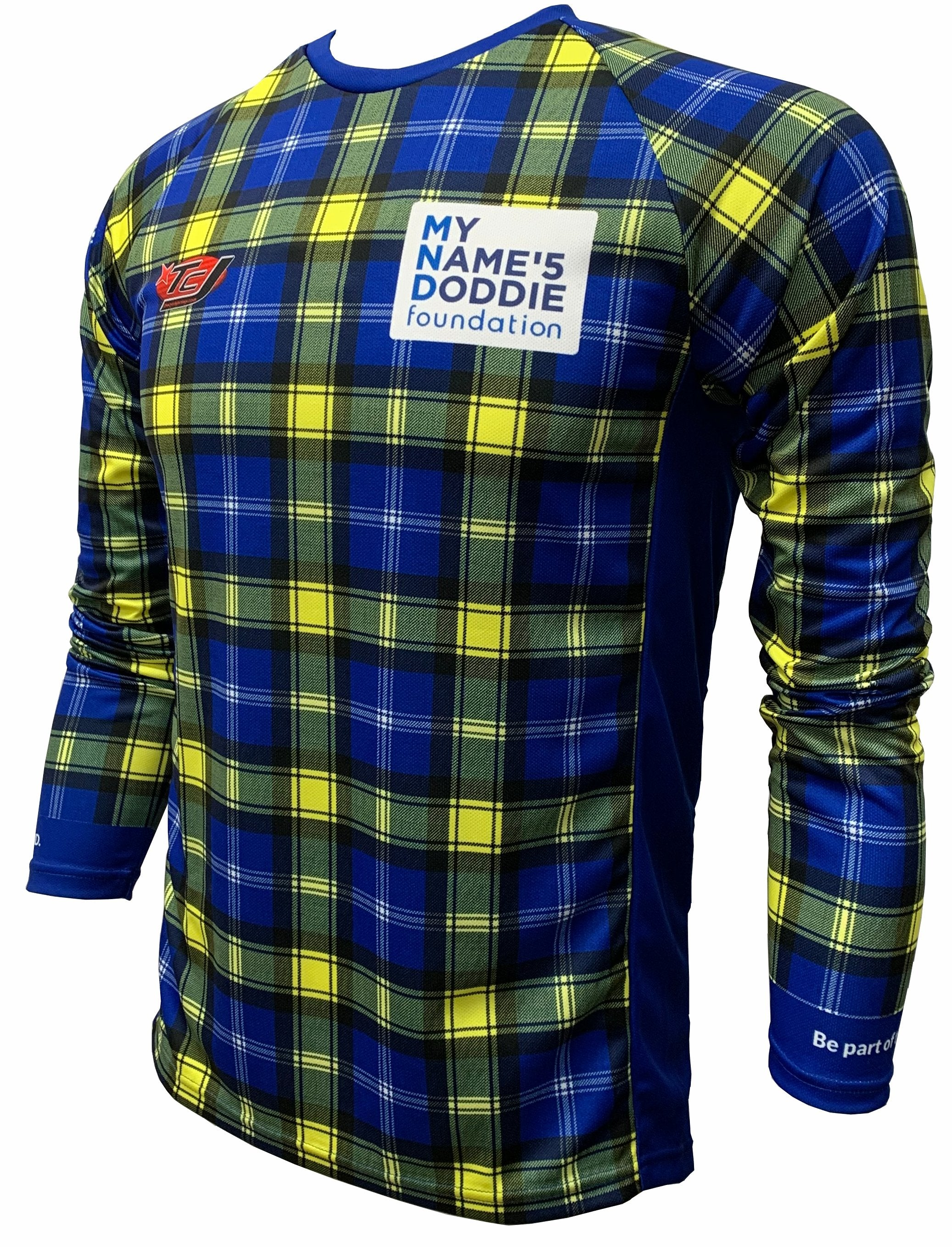 My Name'5 Doddie Enduro Cycling Jersey Front