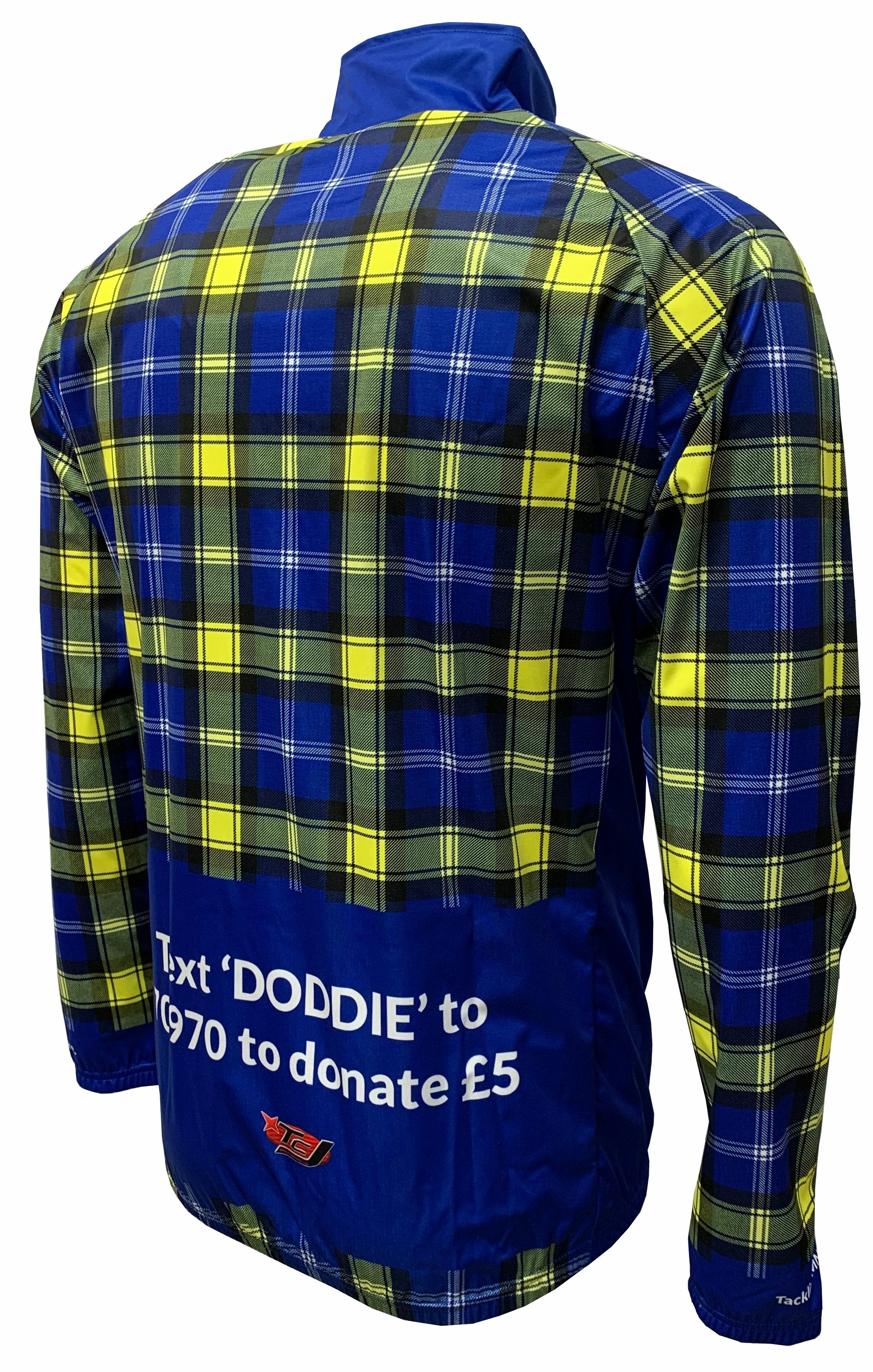 My Name'5 Doddie Cycling Windcheeta Lite Jacker Back