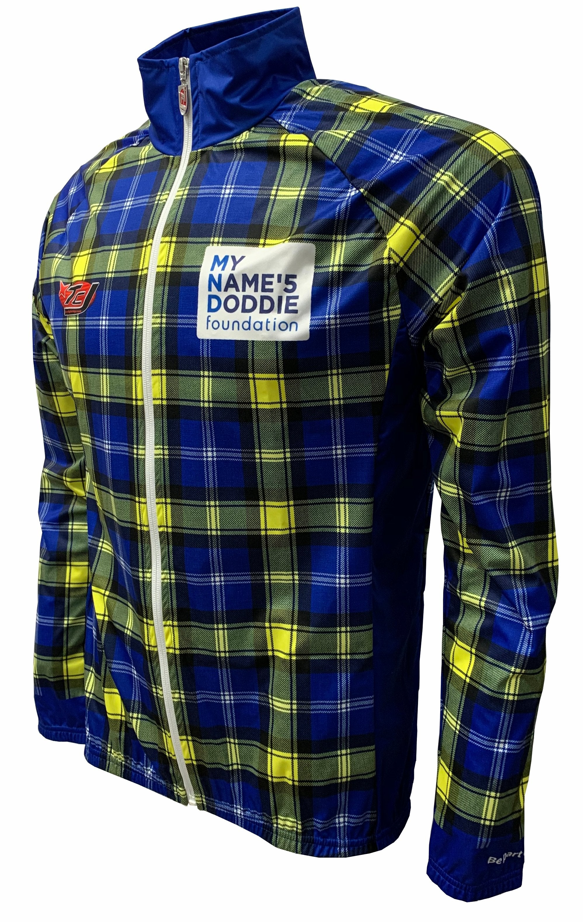 My Name'5 Doddie Cycling Windcheeta Lite Jacker Front
