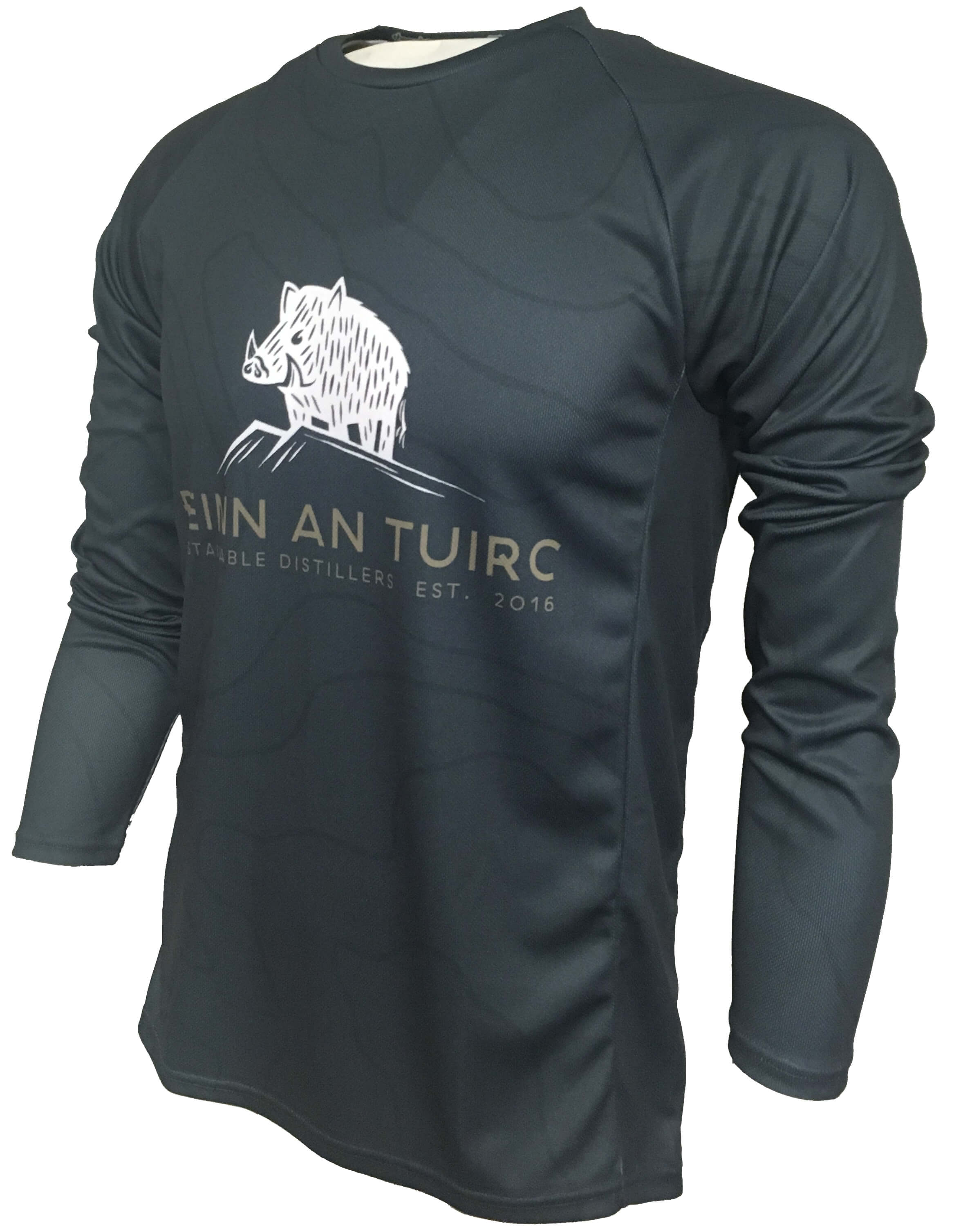 Kintyre Gin Contour Enduro Jersey Front