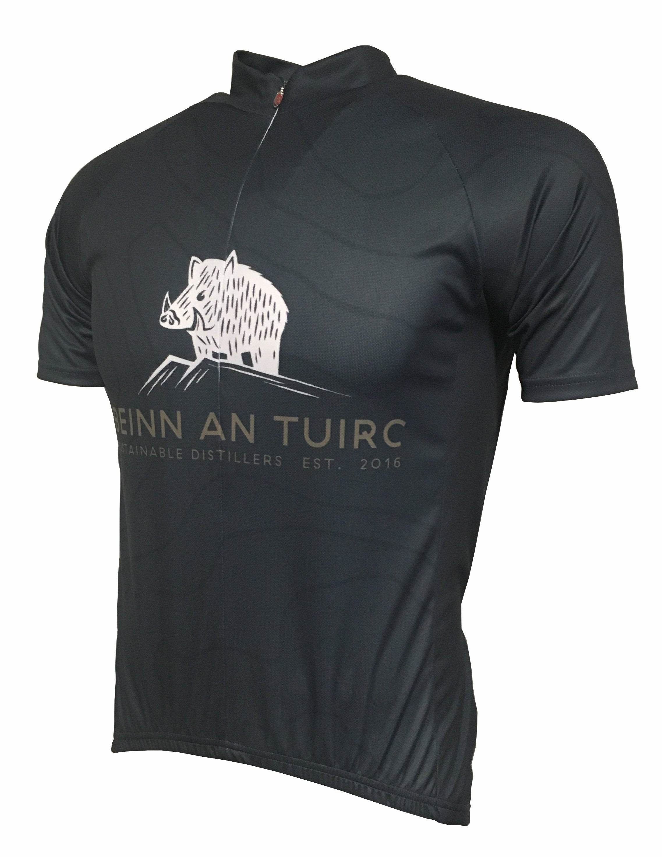 Kintyre Gin Contour Road Jersey Front
