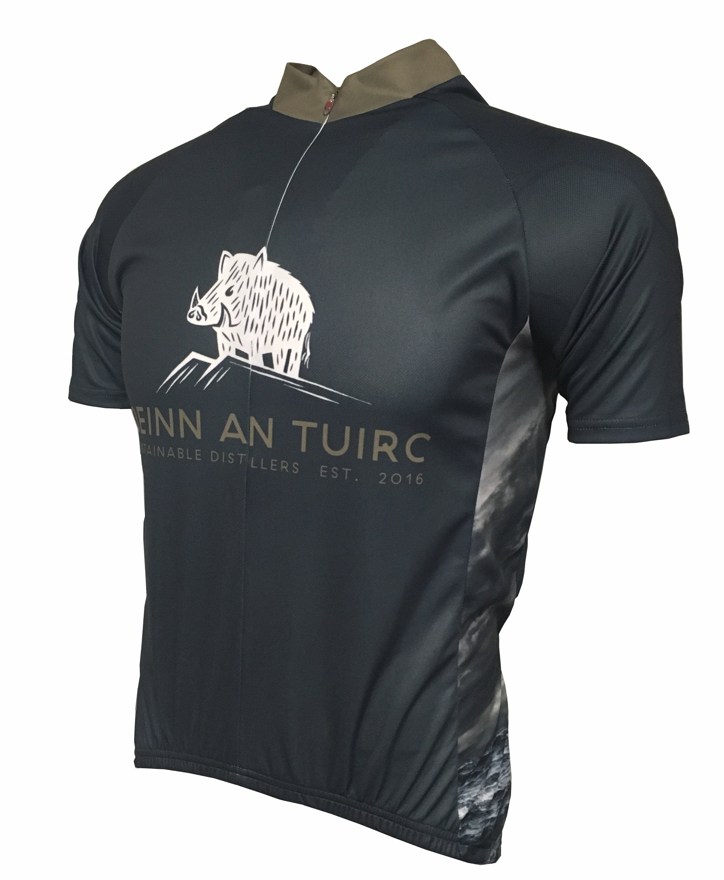 Kintyre Gin Road Cycling Jersey