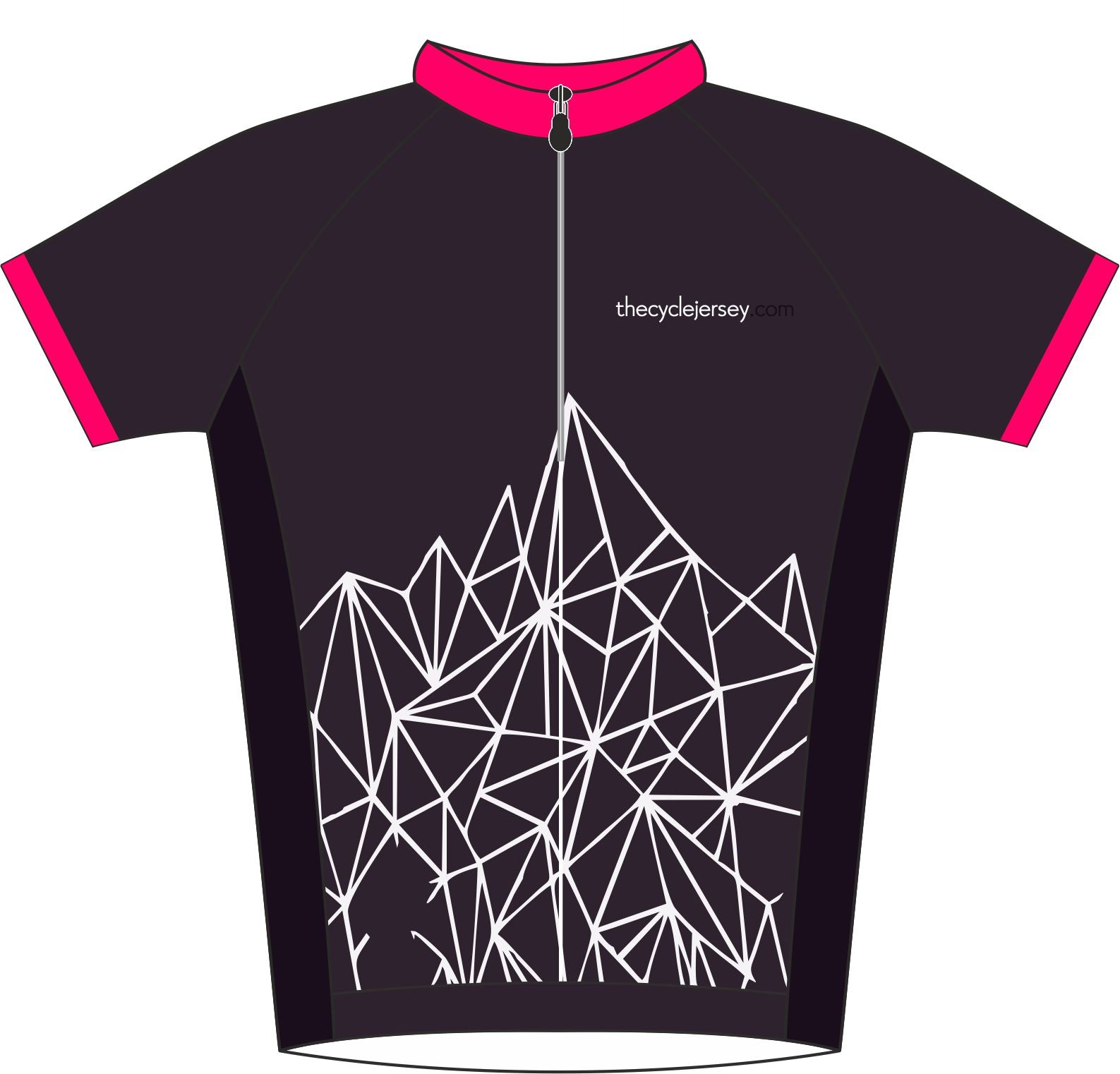 Mountain Road Jersey Front