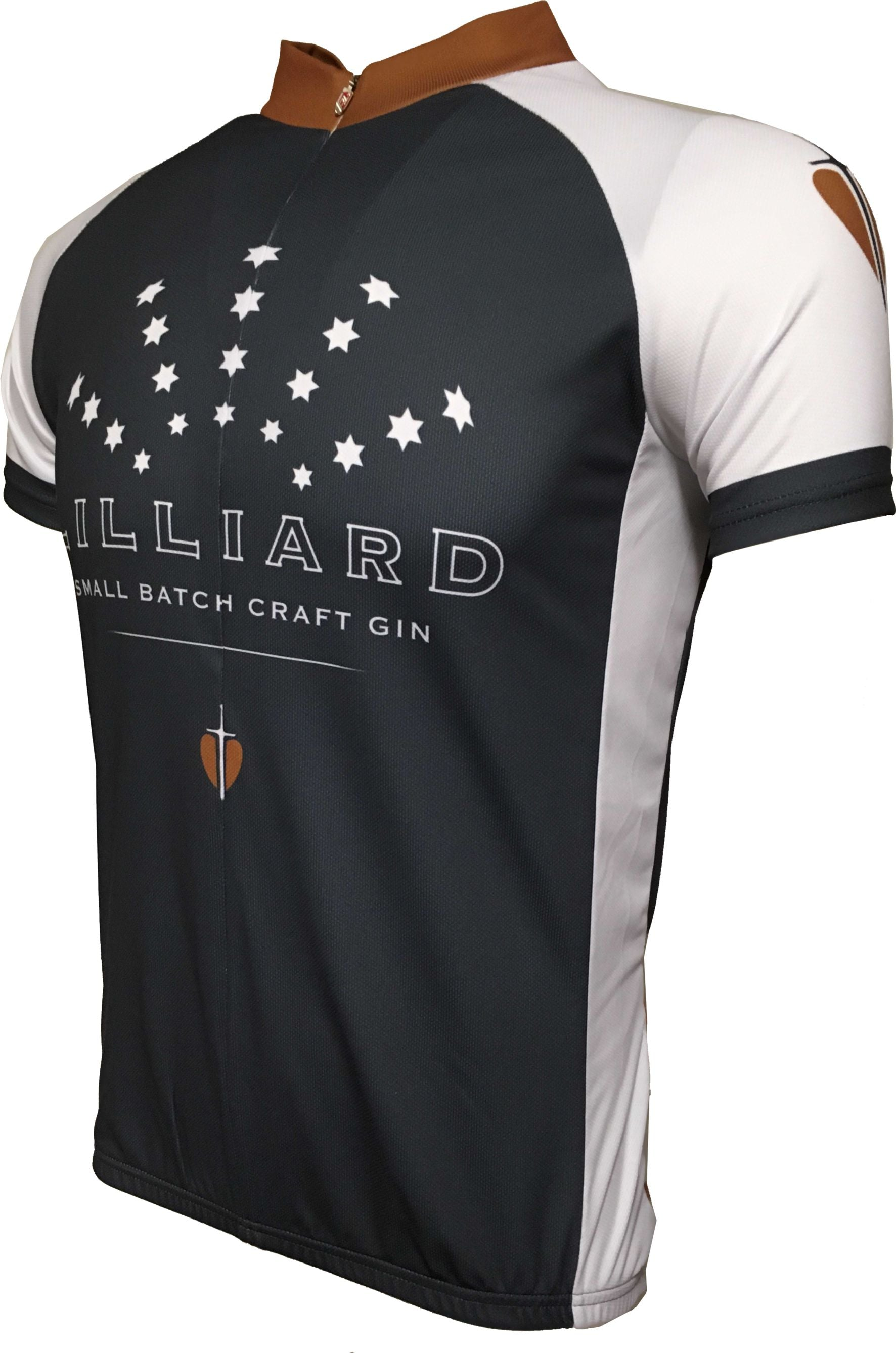 Lilliard Gin Road Jersey Front