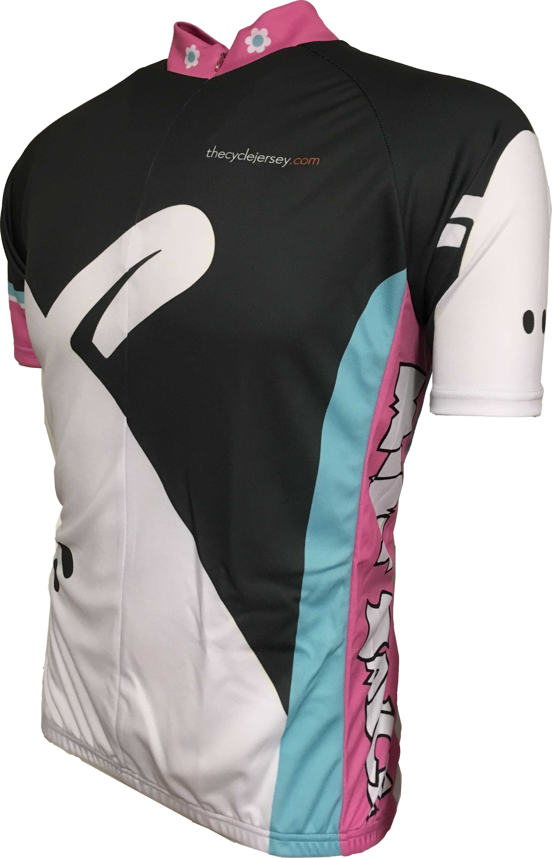 Mint Sauce Black Road Jersey Front