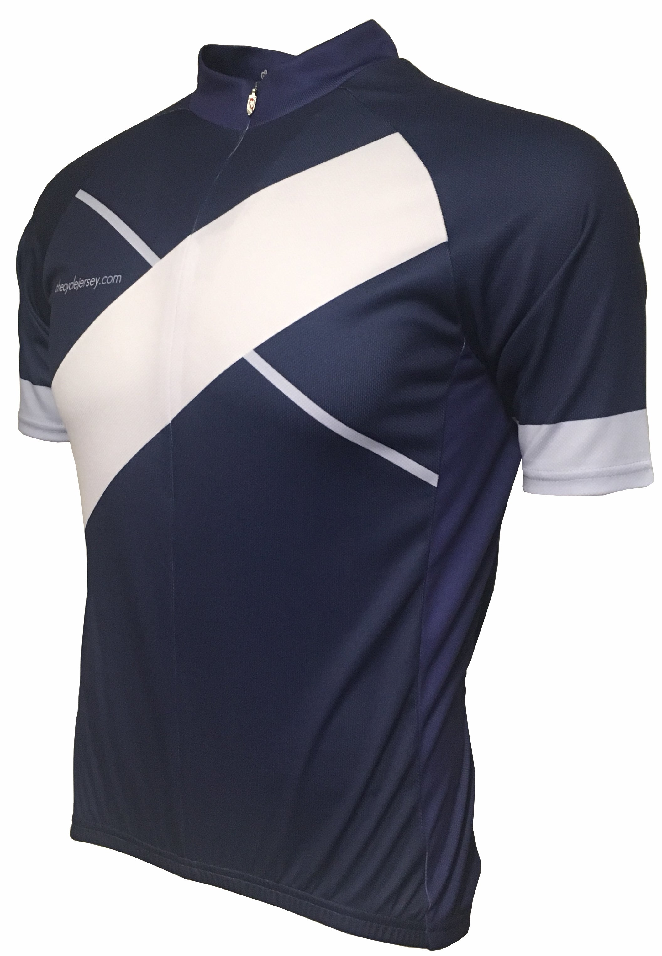 Modern Saltire Road Jersey Front