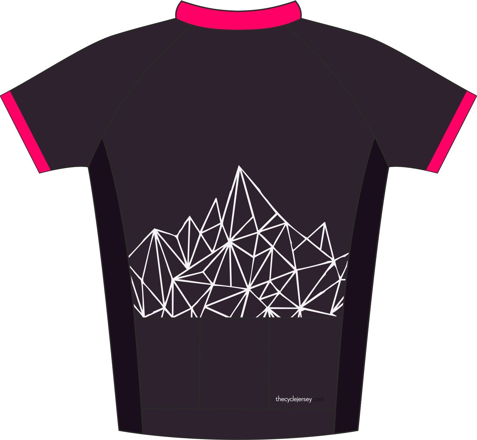 Mountain Enduro Jersey Back