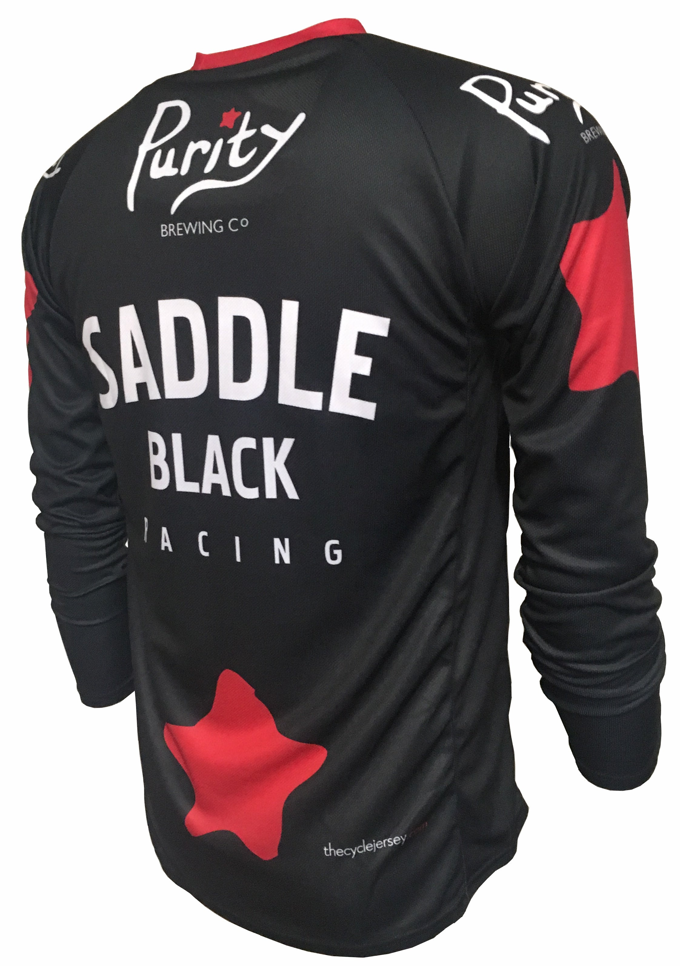 Purity Brewery Beer Enduro Jersey Back