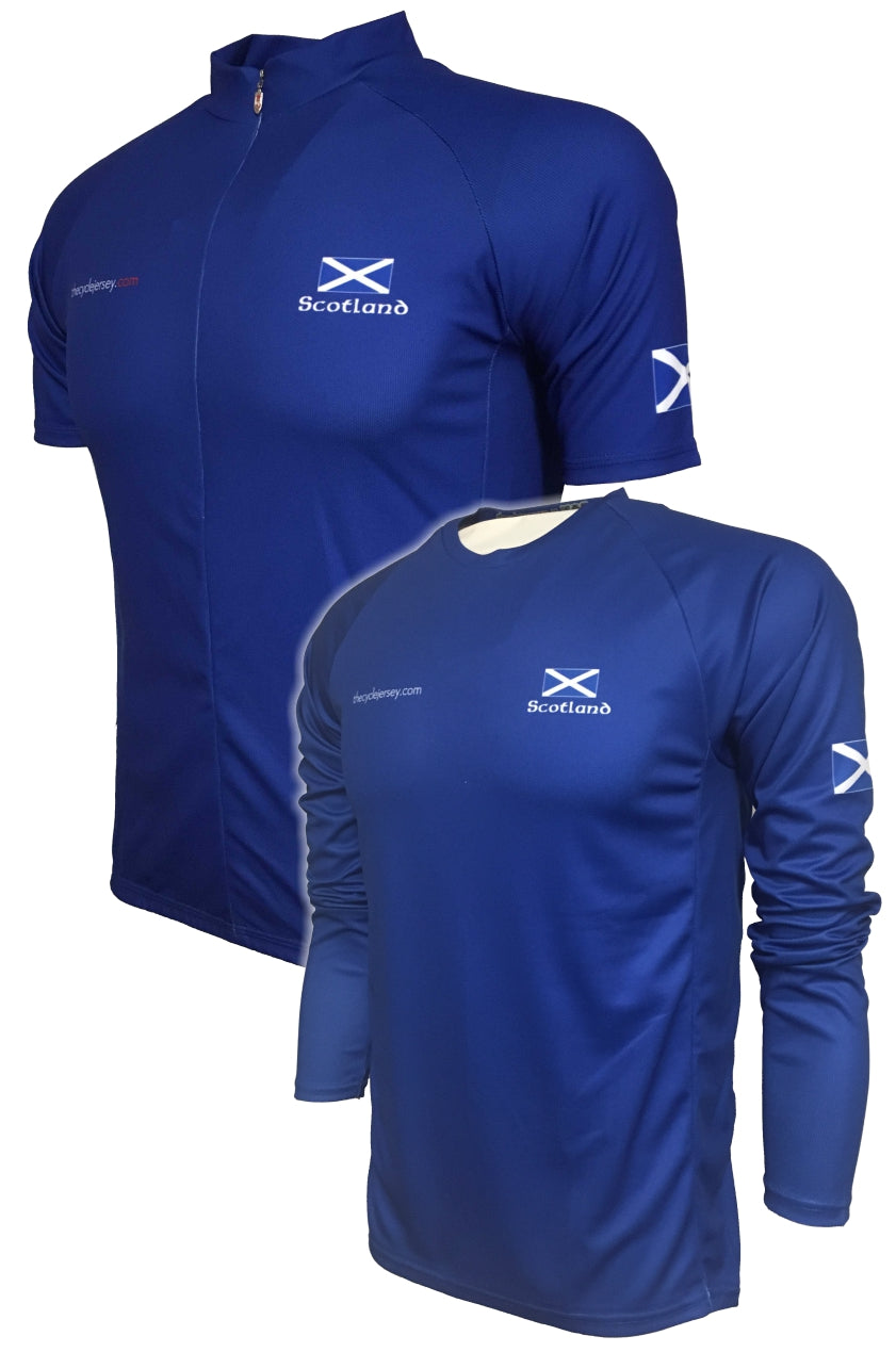 Scotland Original Cycle Jersey Thumbnail Image