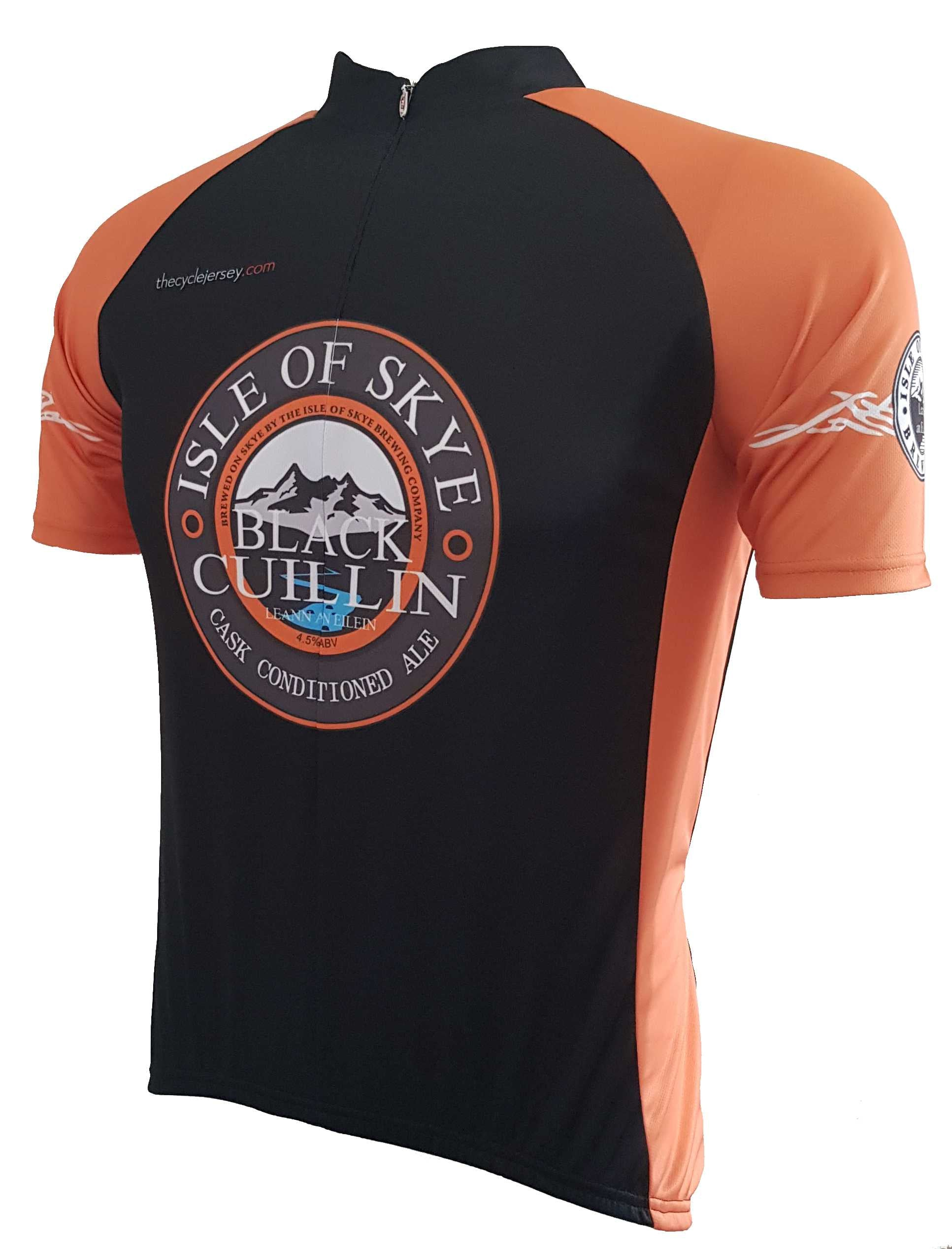 Isle of Skye Brewery Beer Road Cycling Jersey