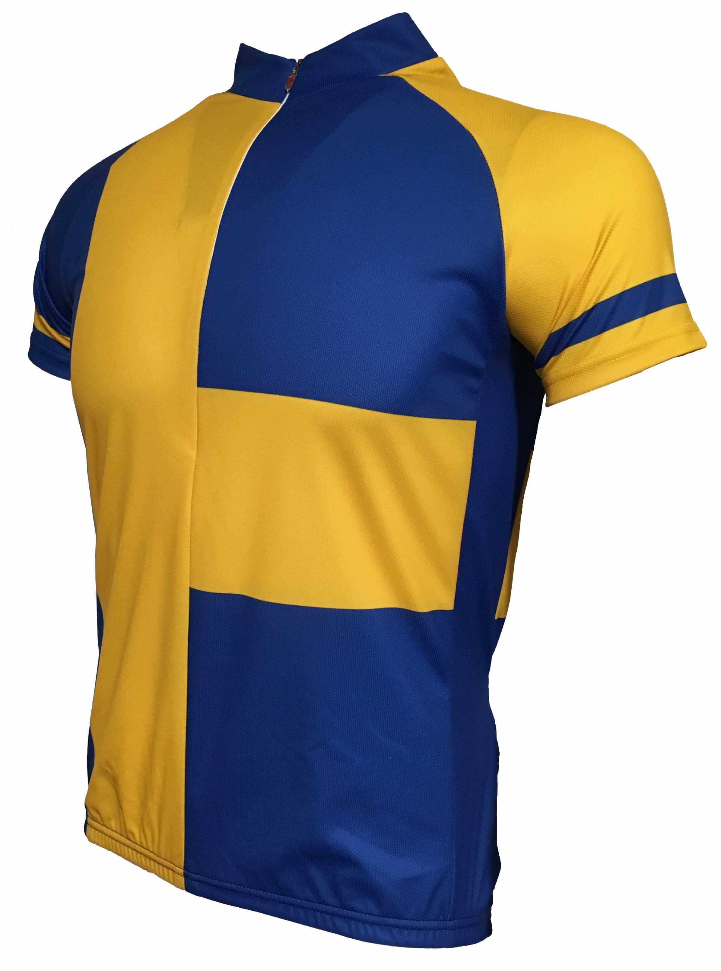 Sweden Road Jersey Front