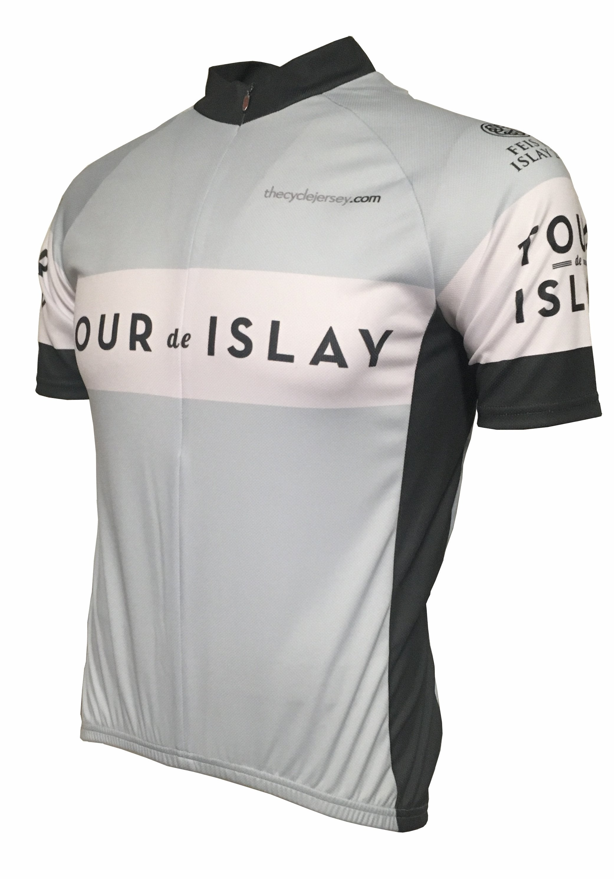 Tour De Islay Cycling Jersey Front