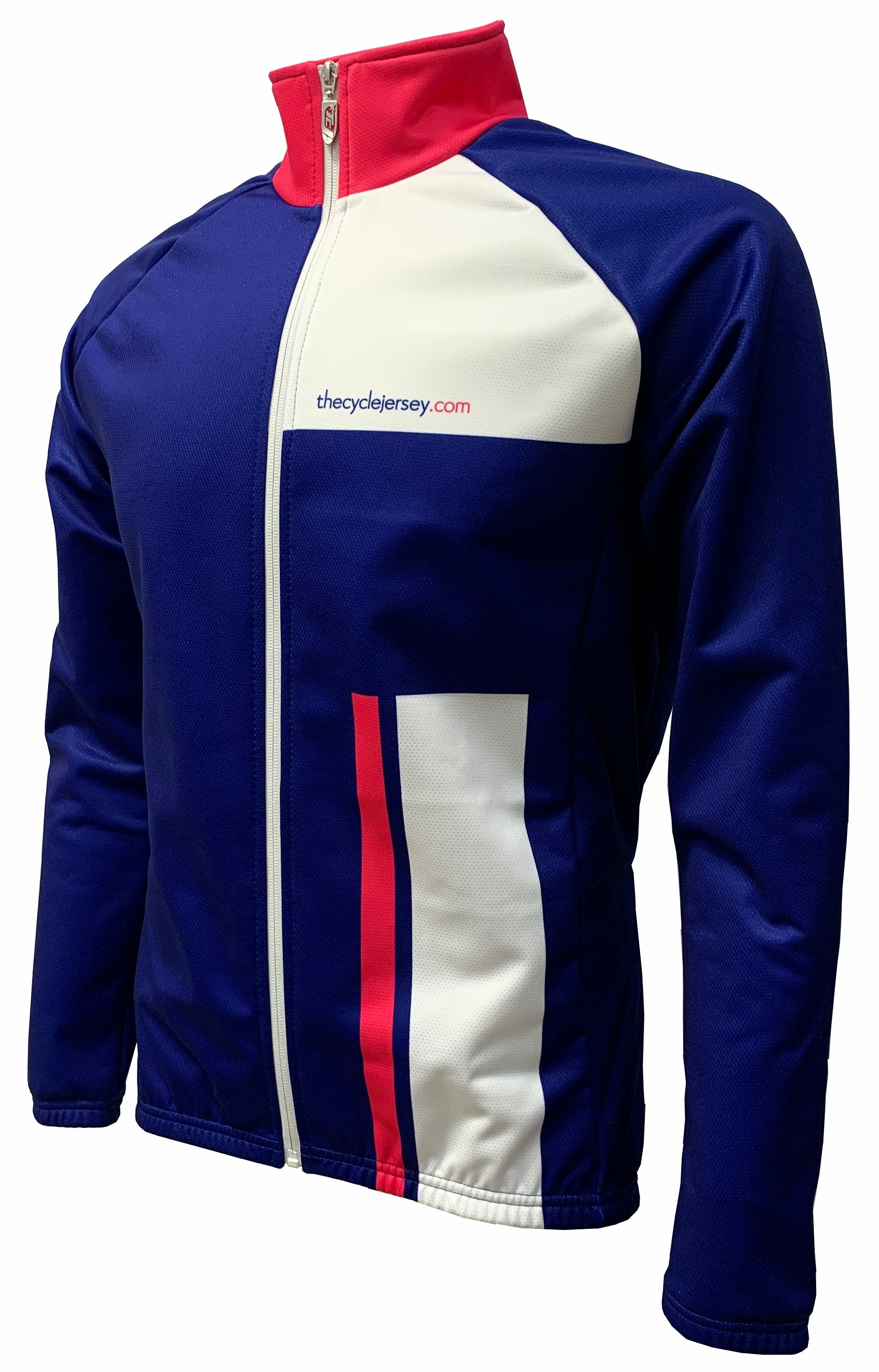 Modern Windcheeta Cycling Jacket Front