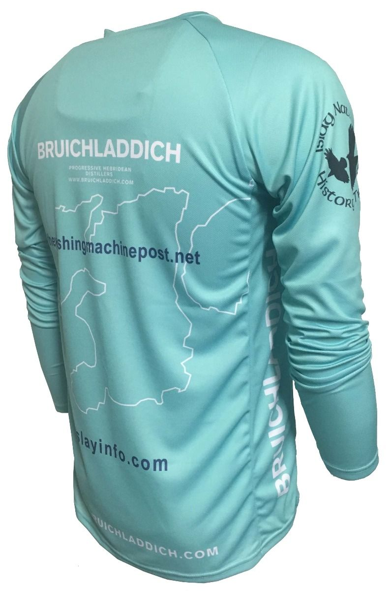 Bruichladdich Original Enduro Cycle Jersey BAck
