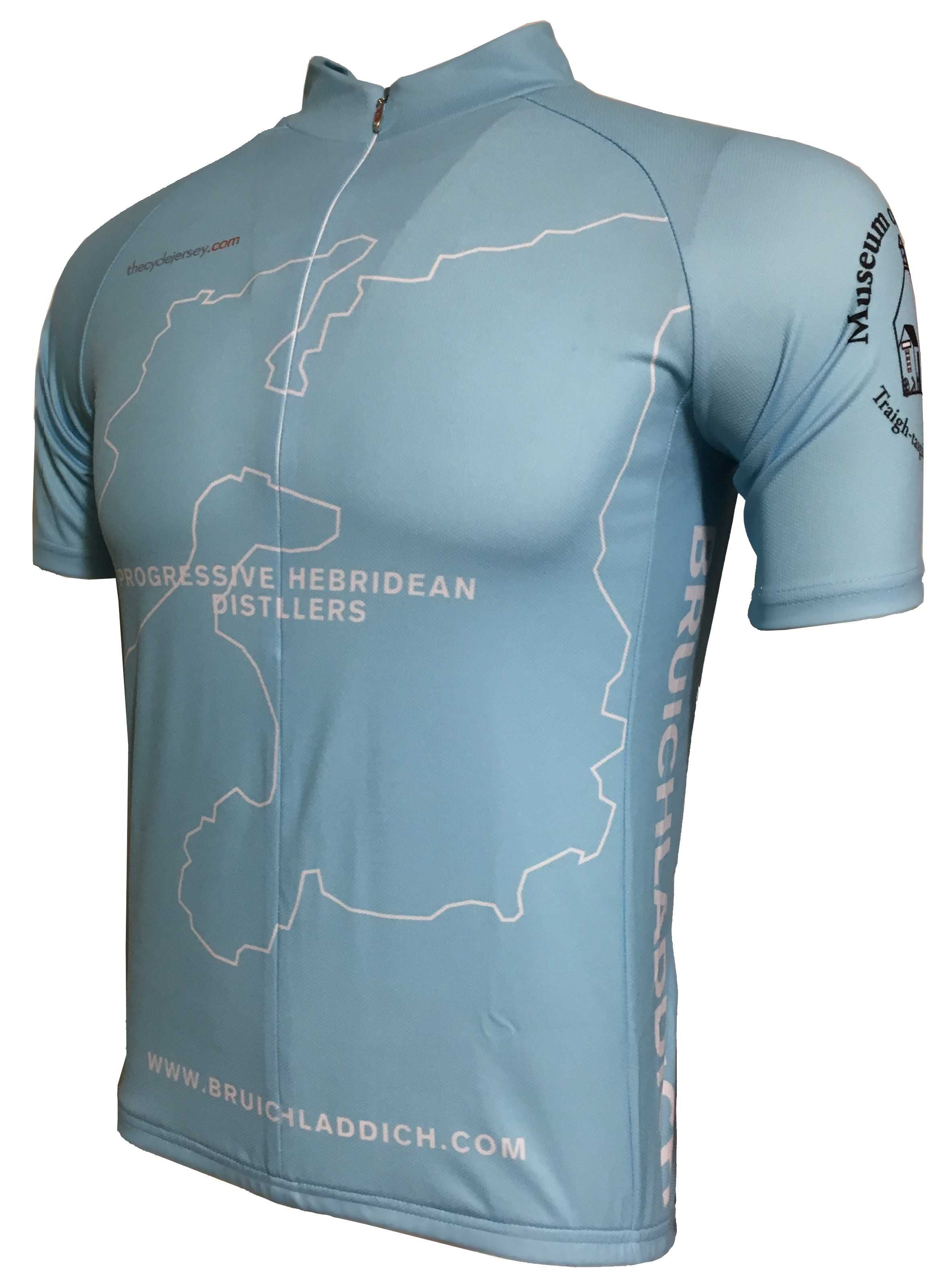 Bruichladdich Original Road Cycle Jersey Front
