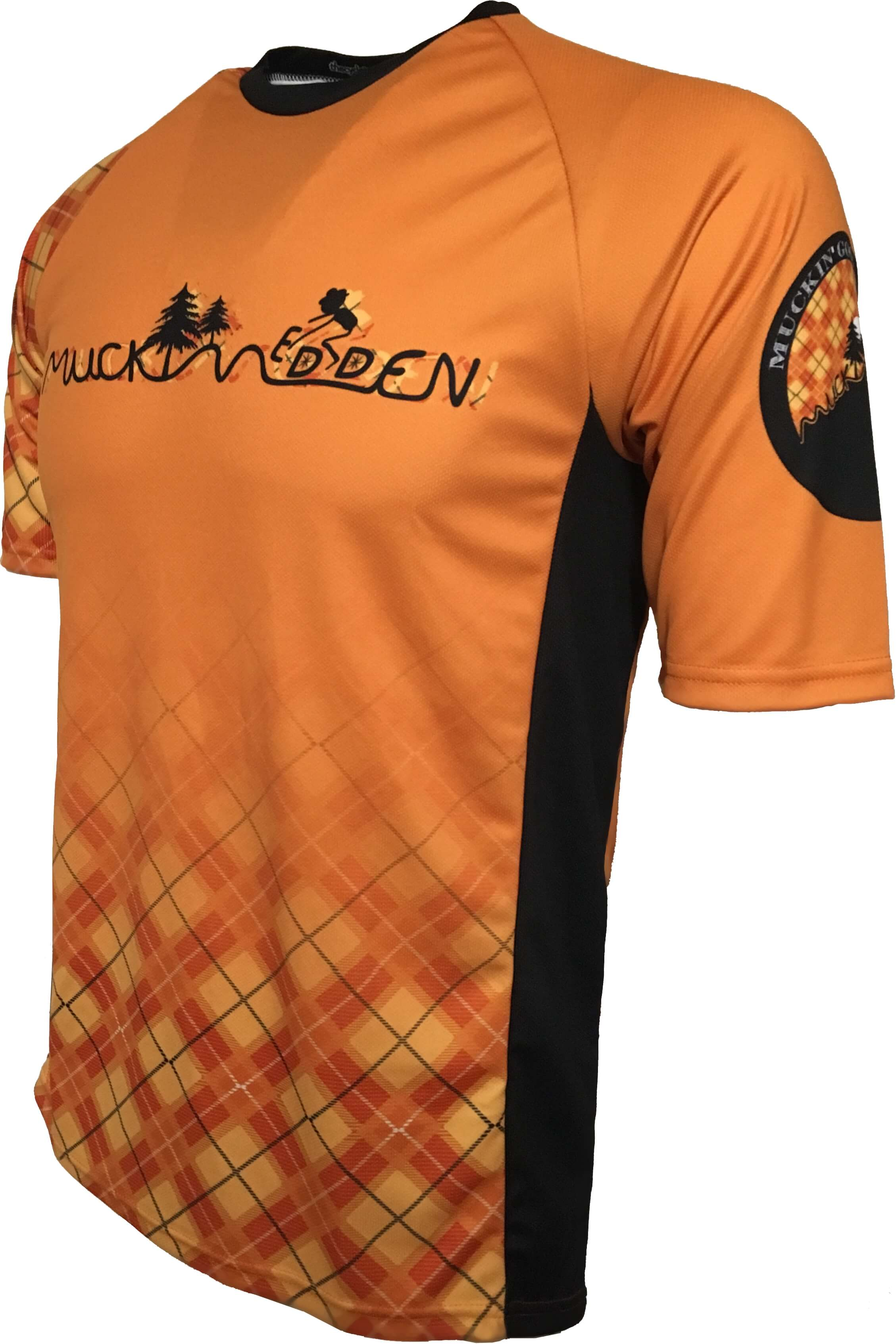 Muckmedden Events Road Jersey