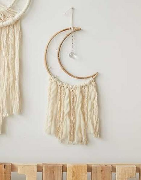 L Moon Dreamcatcher