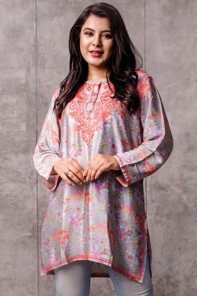 Deena Hand Embroidered Tunic