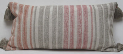 Block Stripe Pillow