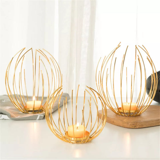 Skylar Tealight Candle Holder