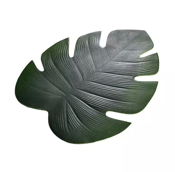 Large Palm Leaf Placemat Set (6Pcs)
