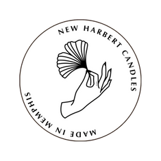 New Harbert Candles Logo