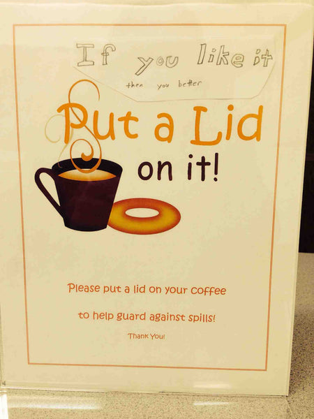 8 Passive Aggressive Coffee Shop Signs Death Wish Coffee