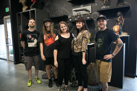 The Sideshow Collectibles team