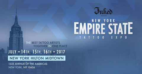 Empire State Tattoo Expo info