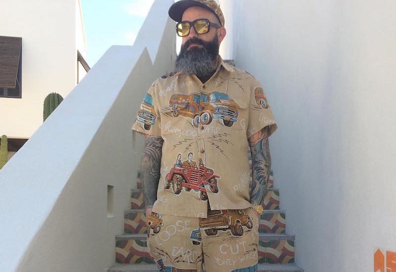 Get to know san francisco artist jeremy fish death wish for Jeremy fish art