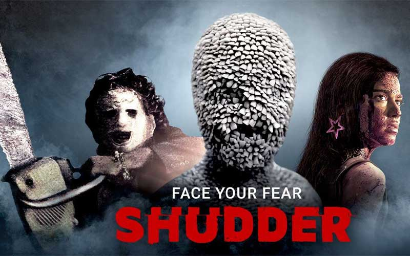 Shudder: Face Your Fear promo image