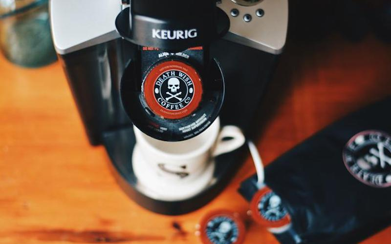 How to make good coffee with k cup