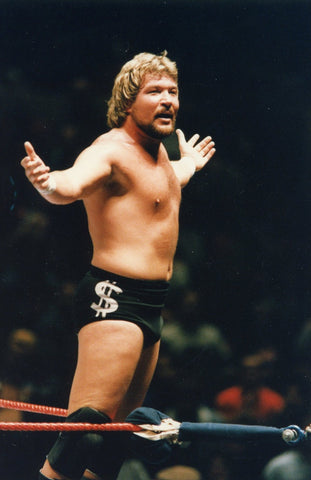 Ted DiBiase in the ring