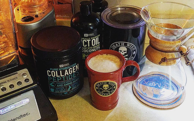 The Strongest Natural Pre-Workout – Death Wish Coffee Company