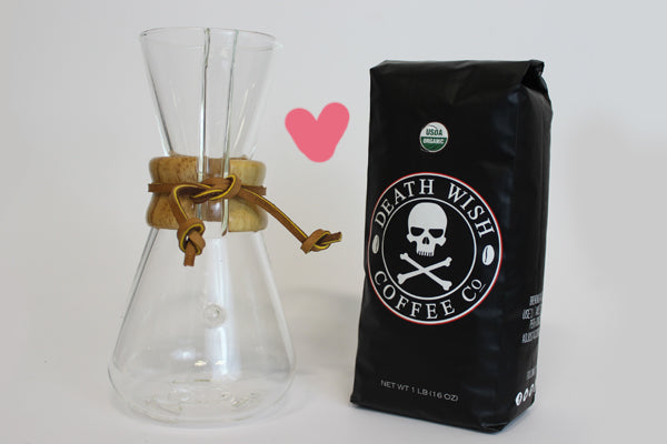 death wish coffee brewing instructions