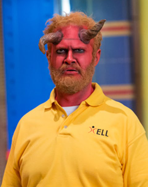 Henry Zebrowski Your Pretty Face is Going to Hell Death Wish Coffee